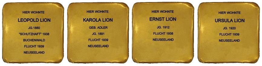 Familie Leopold Lion