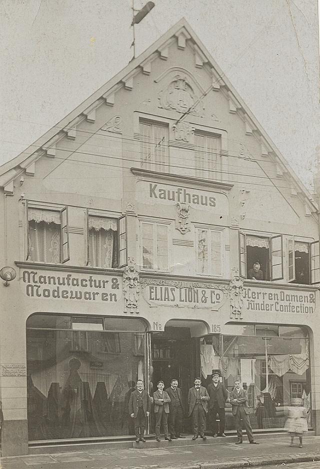 Kaufhaus Elias Lion