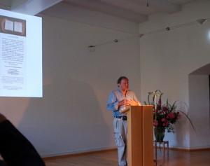 Vortrag Gunter Demnig 2015